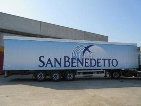 Tautliner Semi-trailers