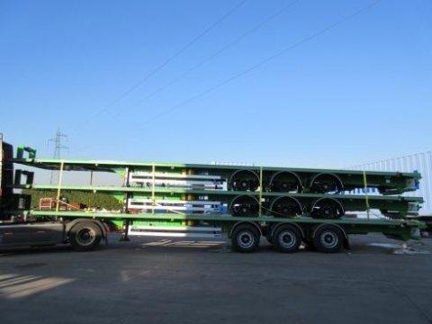flatbed semi-trailers