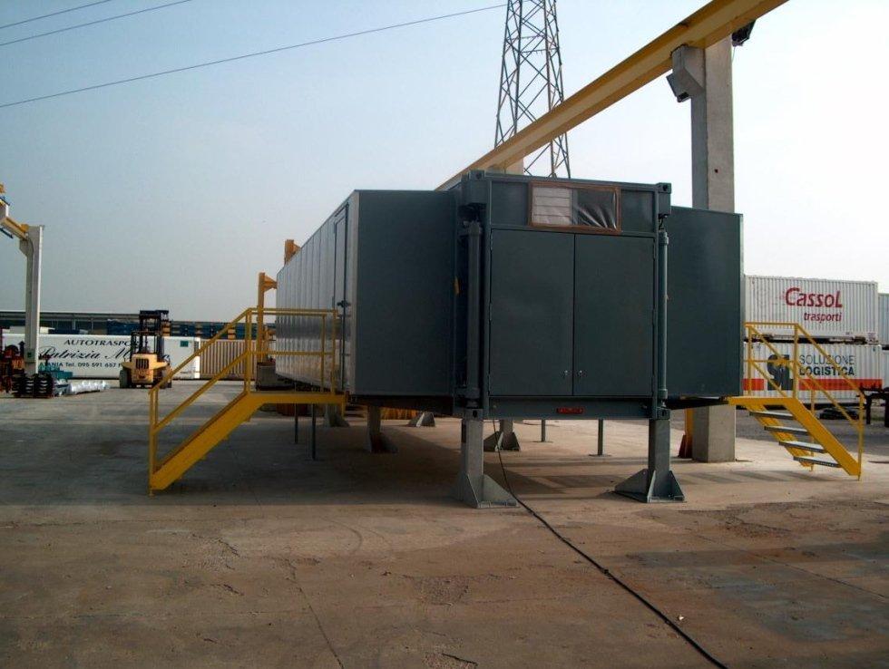 Container Shelter Bergamo