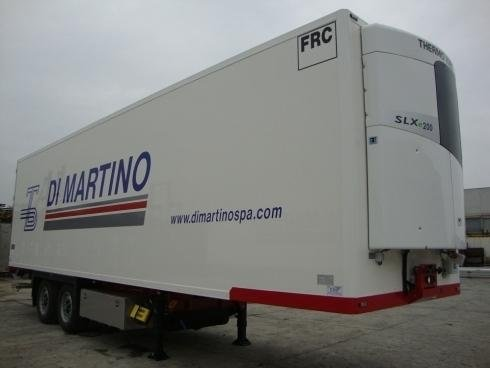 Refrigerated Semi-trailers