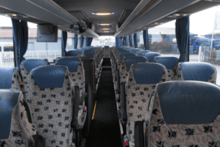 servizio noleggio autobus gran turismo da 16 posti