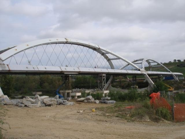 Controllo saldature ponte