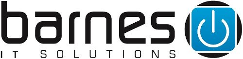 barnes IT SOLUTIONS logo