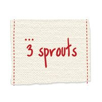 3 sprouts logo