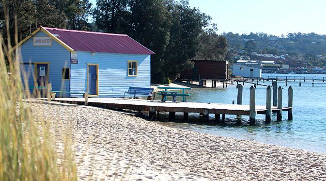 mitchies jetty