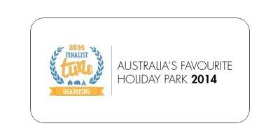 sarena sapphire caravan park australia favourite holiday park