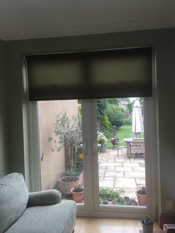 garden window blinds