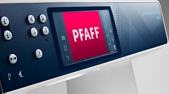 performance 5.2 pfaff