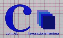 CO.M.EL. LAVORAZIONE LAMIERE -LOGO
