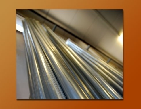 tubolari in acciaio e rame