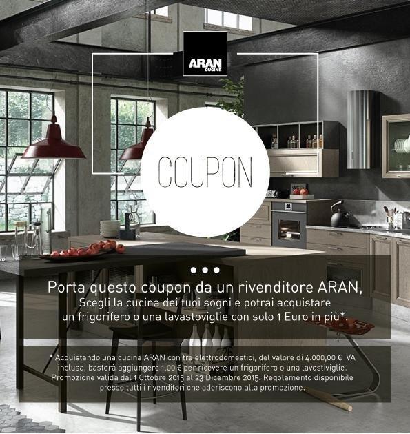 coupon Aran cucine