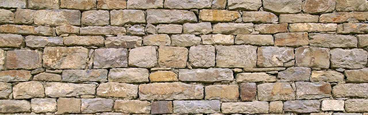 sturdy wall