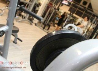 Pesi Sala Fitness Palestra