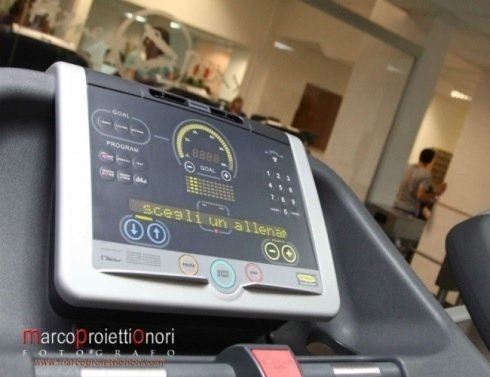 Tapis roulant Palestra Fintess Benessere