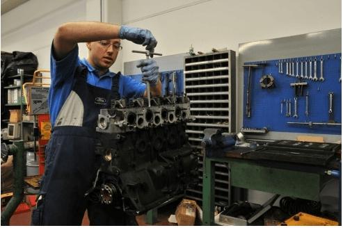 assistenza meccanica su componenti auto