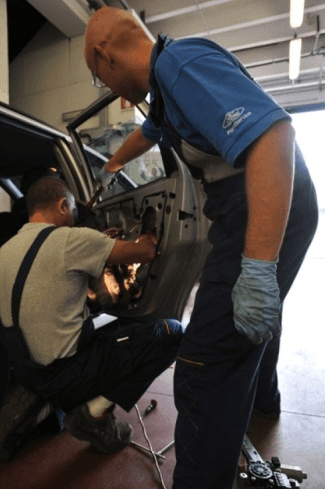 riparazione meccanica e carrozzeria