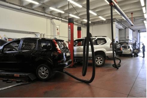 autofficina revisione e tagliando auto