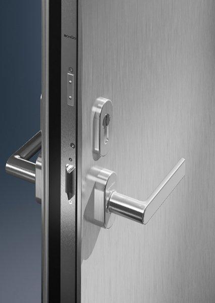 Porta blindata-Serramenti dinamici