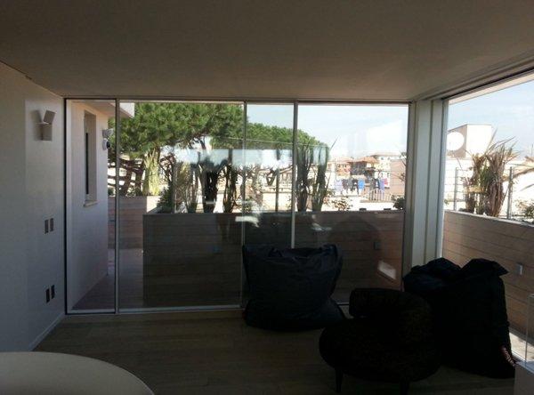 salotto open space