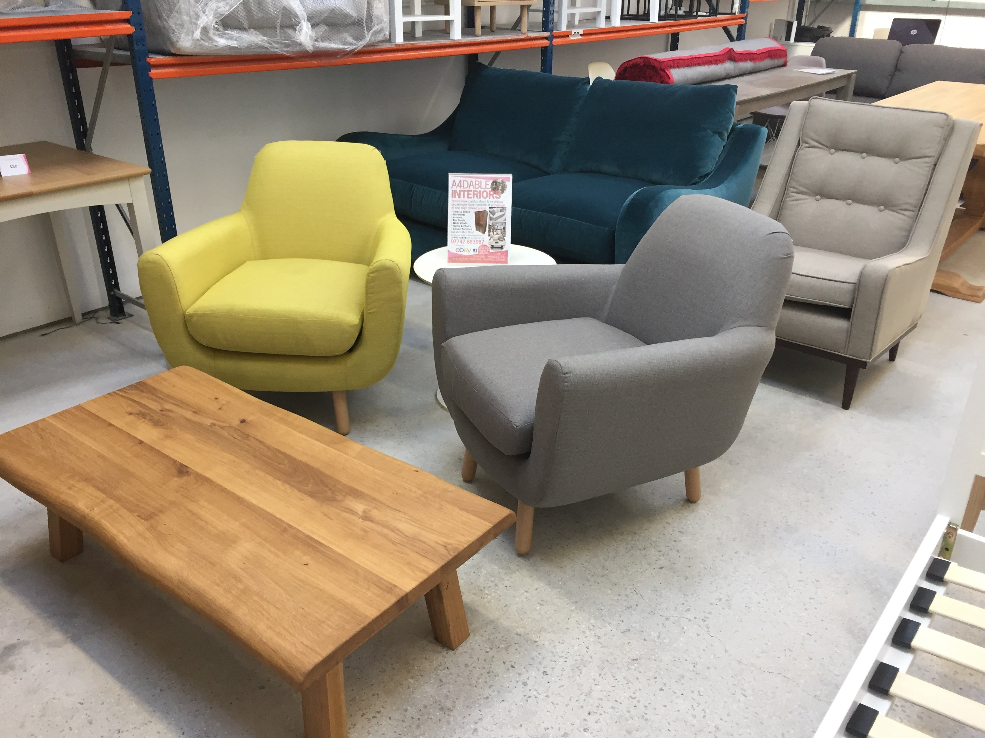 Affordable Furniture Sheffield A4dable Interiors