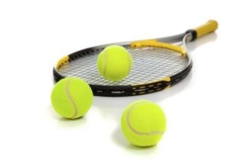 Rachette e palline da tennis