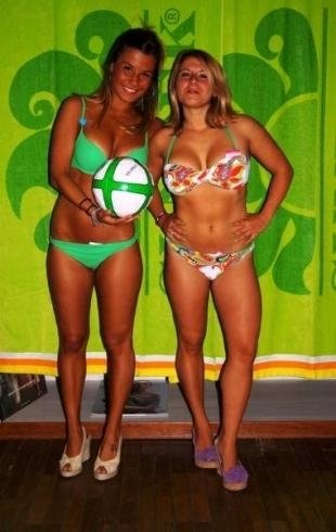 Bikini colorati