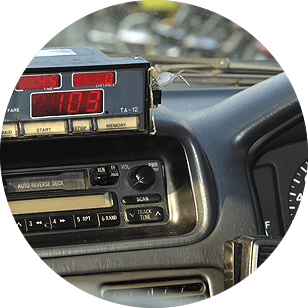 Taxi camera systems