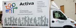 facchinaggio con il consorzio Activa