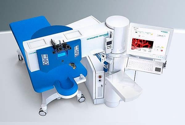 laser per miopia e presbiopia