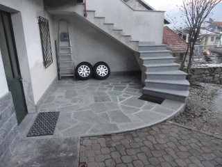 pavimentazioni esterne dopo