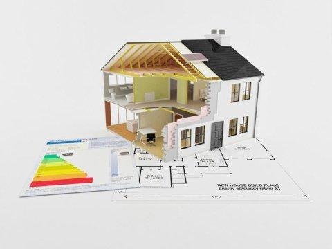costruzione di case a basso consumo energetico