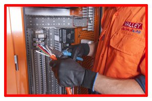 Valley Electrical Home Services Tab