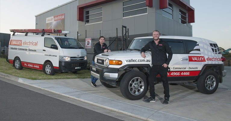 Valley Electrical Home tradesman and building