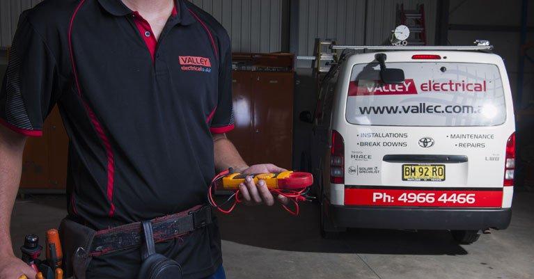 Valley Electrical Home tradesman