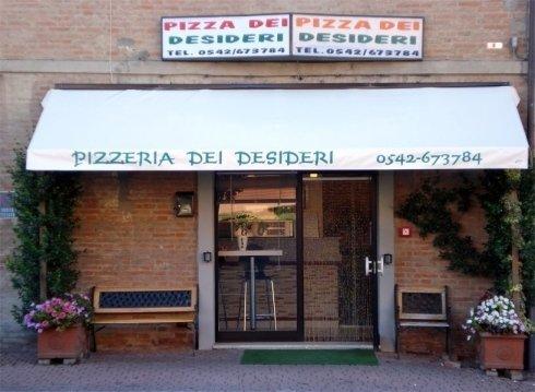 Pizzeria aperta a pranzo