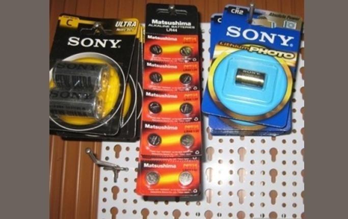 batterie per orologi