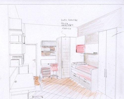 Progetto camera ragazzi