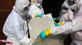 smaltimento eternit, smaltimento amianto, smaltimento rifiuti edili  pericolosi