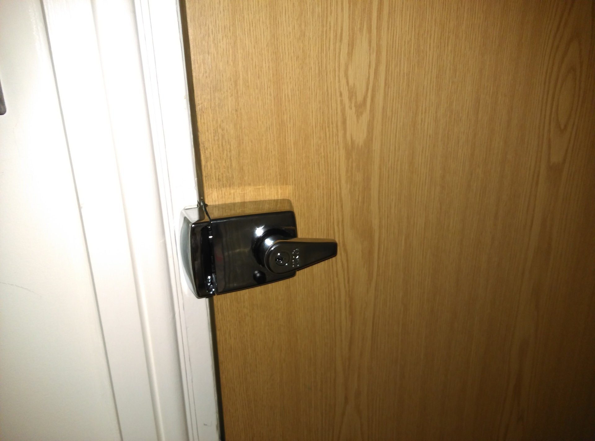 Fire Safety And Locks