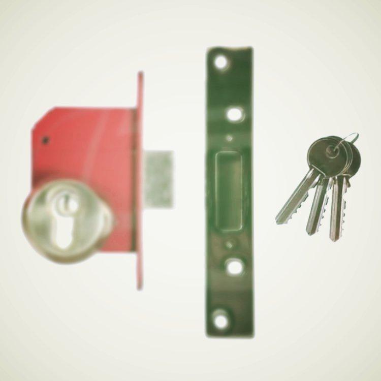Mortice lock & UPVC Cylinder