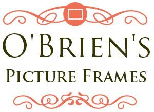 o briens picture frames logo