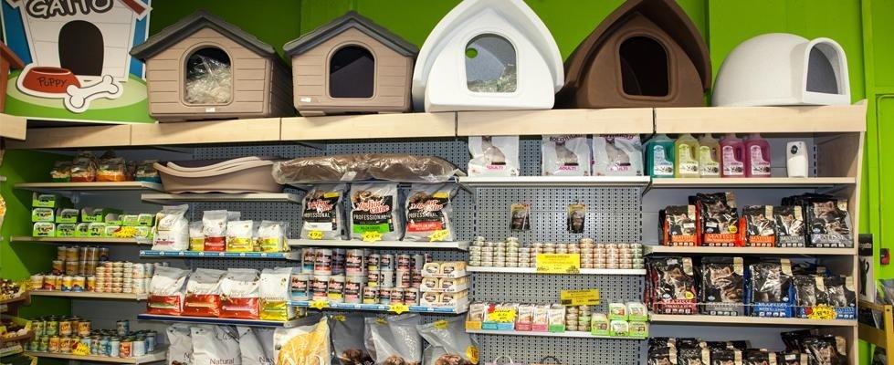 prodotti e articoli per animali
