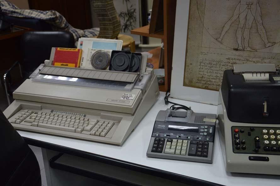 Antica calcolatrice