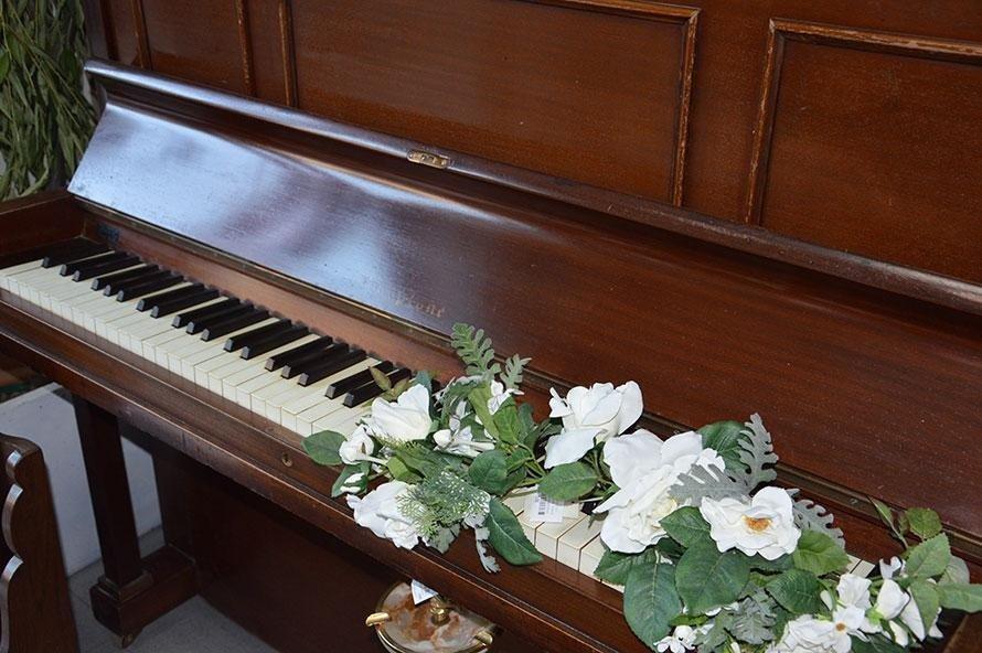 Vendita pianoforte di seconda mano