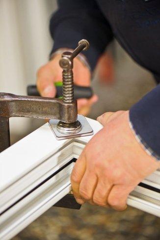 produzione finestre, realizzazione serramenti in alluminio, infissi