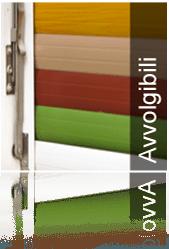 avvolgibili in vari colori, realizzazione infissi, porte per interni