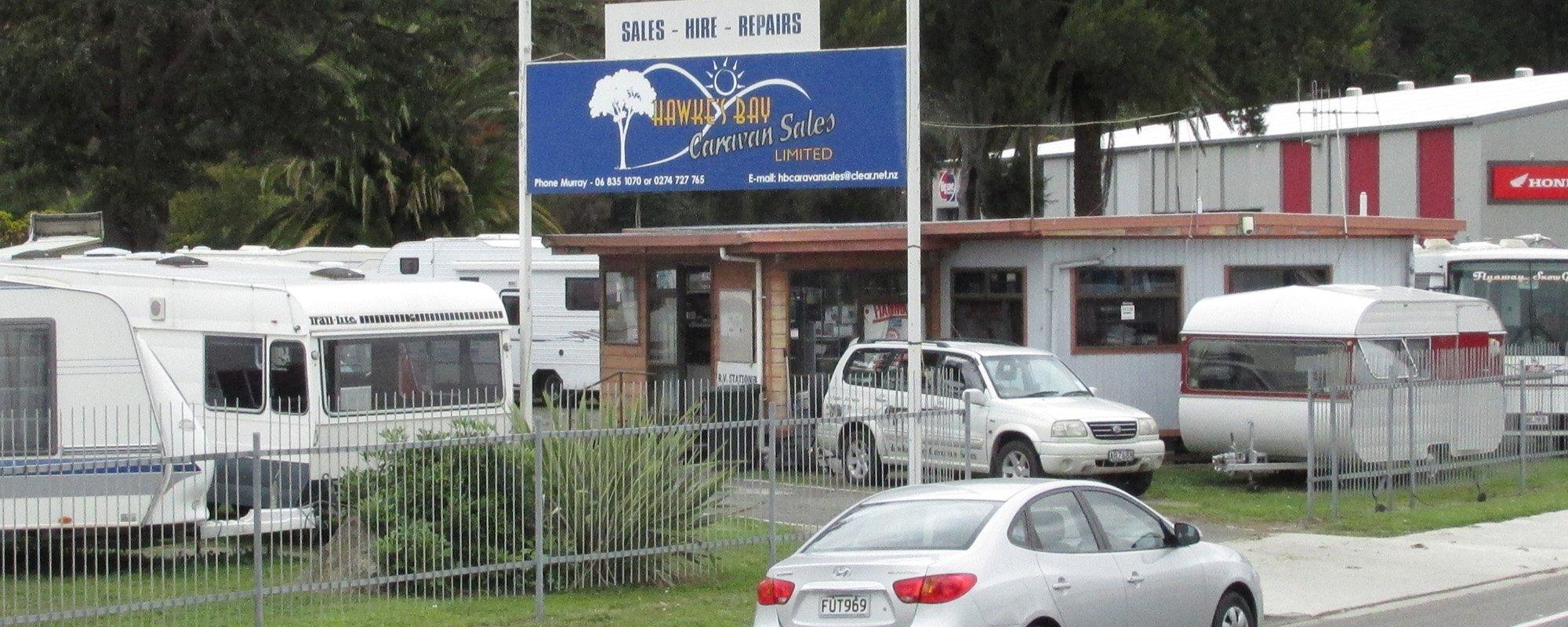Hawke's Bay Caravan Sales | Caravans | Napier, NZ