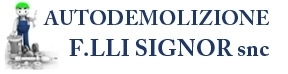 Autodemolizioni Signor Novara
