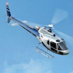elicottero in volo, trasporto in elicottero