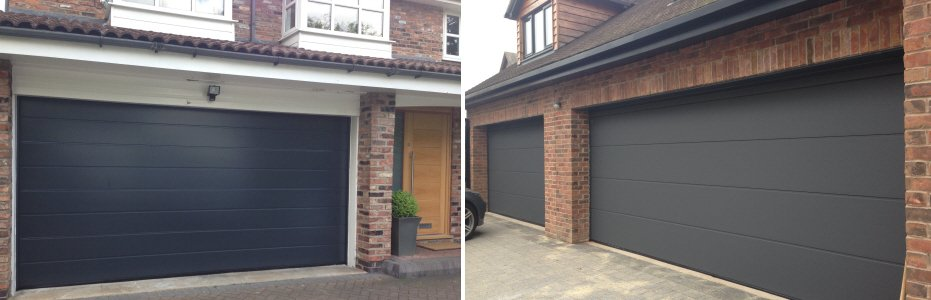 Regal home solutions high quality garage doors in cheshire for Coventry garage doors